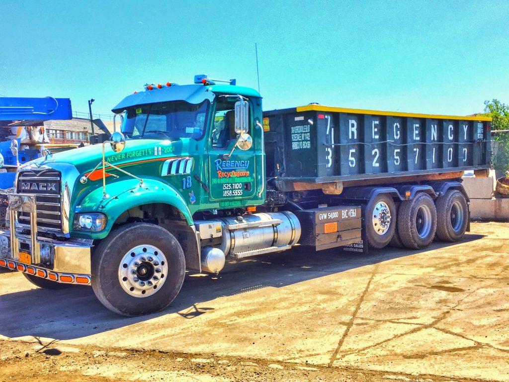 dumpster rental truck queens new york